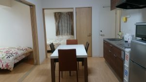 Asakusabashi 1F whole floor 2 bedrooms 2 bathrooms 2 toilets